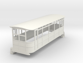 o-35-dublin-blessington-drewry-railcar in White Natural Versatile Plastic