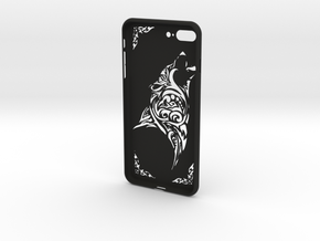 IPhone 8 PLUS WOLF GOT in Black Natural Versatile Plastic