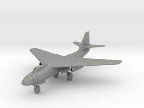 (1:144) Arado Ar Projekt II (Gear down) in Gray PA12