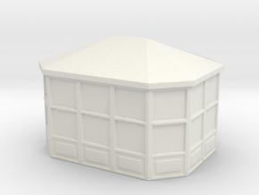 Gazebo 1/144 in White Natural Versatile Plastic