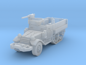 M9A1 Halftrack 1/144 in Smooth Fine Detail Plastic