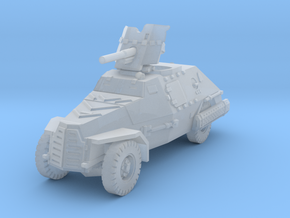 Marmon Herrington mk2 (Pak 36) 1/200 in Smoothest Fine Detail Plastic