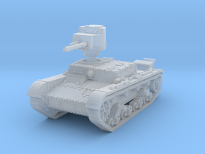 OT 26 Flamethrower Tank 1/285 in Smooth Fine Detail Plastic