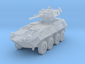 LAV 25 scale 1/285 in Smooth Fine Detail Plastic