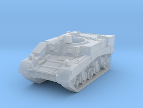 M3 Stuart Recce mid 1/285 in Smooth Fine Detail Plastic
