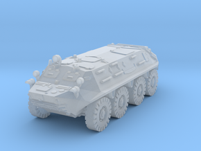 BTR 60 scale 1/285 in Smooth Fine Detail Plastic