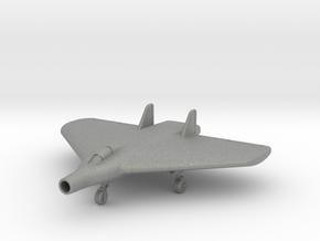 (1:144) Lippisch Delta VI Lorin Ramjet (Gear down) in Gray PA12