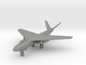 (1:144) Arado Ar Projekt II w/ V-tail (Gear down) in Gray PA12