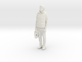 Printle C Homme 514 - 1/24 - wob in White Natural Versatile Plastic