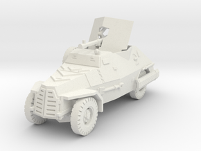 Marmon Herrington mk2 (20mm gun) 1/56 in White Natural Versatile Plastic