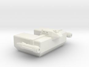 Omni Scale Lyran Small Freighter (Class-I) CVN in White Natural Versatile Plastic