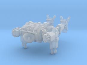 Firestarter Mechanized Walker System in Smooth Fine Detail Plastic