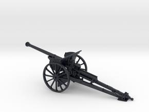 1/72 IJA Type 90 75mm Field Gun towed (horse drawn in Black PA12