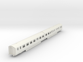 b-76-lner-coronation-twin-rest-open-3rd in White Natural Versatile Plastic
