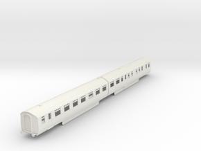 b-76-lner-coronation-twin-rest-open-3rd in White Natural Versatile Plastic