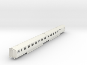 b-100-lner-coronation-twin-open-3rd-brake in White Natural Versatile Plastic