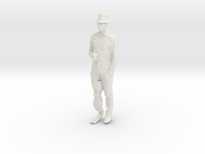 Printle C Homme 519 - 1/35 - wob in White Natural Versatile Plastic