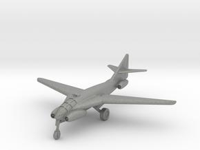 (1:144) Messerschmitt Me P.1101/101 (Gear down) in Gray PA12