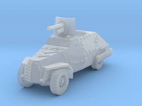 Marmon Herrington mk2 (47mm gun) 1/160 in Smooth Fine Detail Plastic