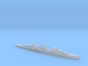 HMS Surrey 1:1800 WW2 proposed cruiser in Smoothest Fine Detail Plastic