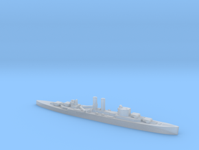 HMS Surrey 1:2400 WW2 proposed cruiser in Smoothest Fine Detail Plastic
