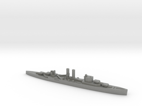 HMS Surrey 1:2400 WW2 proposed cruiser in Gray PA12