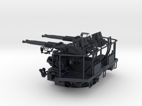 1/35 40mm Bofors Quad Mount  in Black PA12