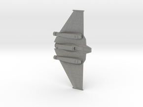 Stargate F-302 Main Body (1 of 3) in Gray PA12