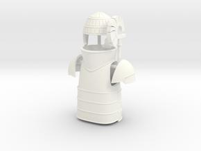 MYCENIAN ARMOR X1 in White Processed Versatile Plastic