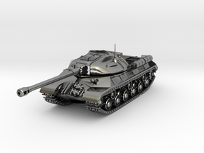 Tank - IS-3 / Object 703 - size Large in Antique Silver