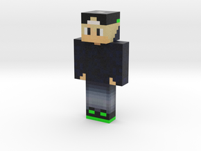 Commander_Max | Minecraft toy in Natural Full Color Sandstone