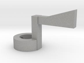 Quad AM3 Selector knob in Aluminum
