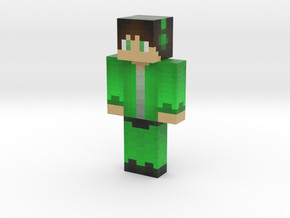 dbzjp | Minecraft toy in Natural Full Color Sandstone