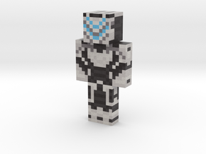 AnArtistAtWork | Minecraft toy in Natural Full Color Sandstone