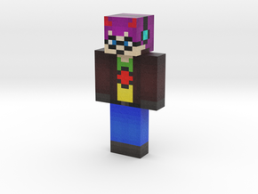 Kalo_McEpicness | Minecraft toy in Natural Full Color Sandstone