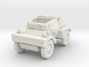 Daimler Dingo mk1 (open) 1/76 in White Natural Versatile Plastic