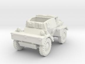 Daimler Dingo mk1 (open) 1/120 in White Natural Versatile Plastic