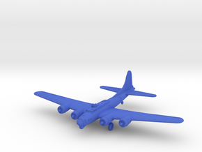 B-17G w/Gear in Blue Processed Versatile Plastic: 1:400