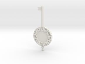 Resident Evil Chronos Chain Pt1 in White Natural Versatile Plastic