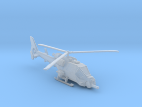 Blue Thunder Helicoper 160 scale in Smooth Fine Detail Plastic
