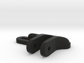 All Time Low (Low Profile) Panhard Single Mount in Black Natural Versatile Plastic