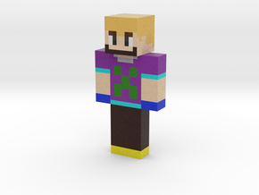 GeorgemanV | Minecraft toy in Natural Full Color Sandstone