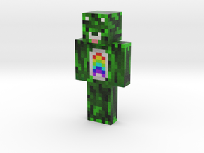 CyberYT | Minecraft toy in Natural Full Color Sandstone