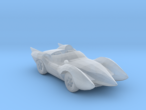 Mach 5 160 scale in Smooth Fine Detail Plastic
