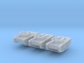 VAD 50 mg 1:200 3pcs in Smooth Fine Detail Plastic