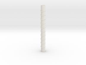 Mjolnir 3.0 Handle in White Natural Versatile Plastic