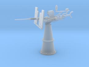 1/40 Royal Navy 20mm Oerlikon Mk IIIA in Smooth Fine Detail Plastic