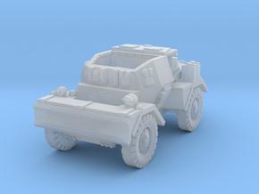 Daimler Dingo mk2 (open) 1/200 in Smooth Fine Detail Plastic