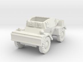 Daimler Dingo mk3 1/72 in White Natural Versatile Plastic