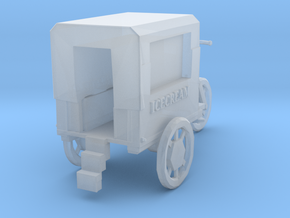 TT Scale Icecream Mobile in Smooth Fine Detail Plastic